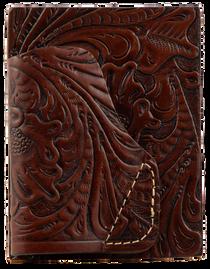 Hunter Pocket Taurus TCP, Leather Brown