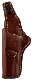 Hunter High Ride Colt Government, Leather Brown