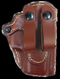 Hunter Pro-Hide Glock 42, Leather Brown