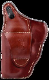 Hunter Pro-Hide High Ride Ruger Alaskan, Leather Brown