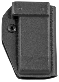 C&G Universal Single Mag Holder Glock 9/40 Double Stack, Kydex, Black