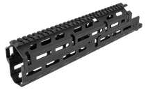 Aim Sports AK M-Lok Handguard Long 6061-T6 Aluminum Black Anodized