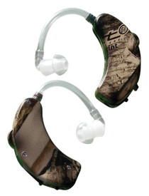 Walkers Ultra Ear BTE Electronic Earbuds Camo 2 Pack