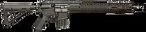 "Black Rain Carnivore 450 Bushmaster AR-15 Pistol, 10.5"" Barrel, SBE Stock, Flat Dark Earth"