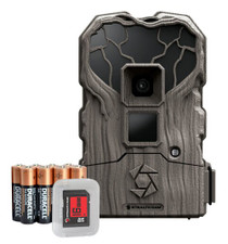 Stealth Cam G Series Trail Camera 14 MP, 24 IR, 32GB Card Slot, Camo