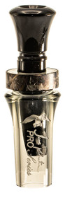 Duck Commander Pro Series Mallard Hen Duck Call, Smoke Acrylic