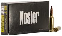 Nosler Ballistic Tip 6mm Creedmoor 95gr, Ballistic Tip, 20rd/Box