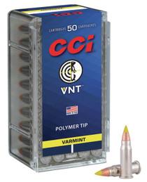 CCI 22 WMR 30gr, Varmint Tipped, 50rd/Box