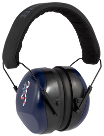 Browning Buckmark II Earmuff 26 dB Red/White/Blue