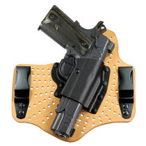 "Galco KingTuk Air IWB Springfield XD 9/40 4"" Barrel Kydex/Steerhide Natural"