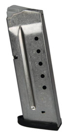 Smith & Wesson Magazine M&P Shield .40 SW, Stainless, 6rd