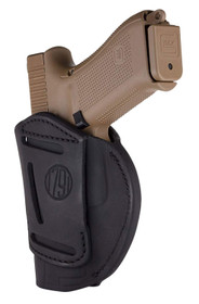 1791 Gunleather 4 Way Beretta 92/M9/Px4 Storm, CZ 75/P10/P07/P01, Glock 17/19/20/21/31/32/38/45 Steerhide, Stealth Black