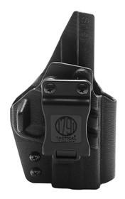 1791 Gunleather Tactical Kydex IWB S&W Shield, Black, RH