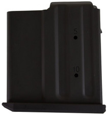 CZ 557 Magazine 243 Win/308 Win/7mm-08 Remington, Steel Black, 10rd