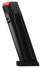 CZ P-10 Full Size Magazine 9mm, Steel Black, 19rd