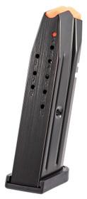 CZ P-10 Compact Magazine 9mm, Steel Black, 10rd