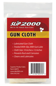 "Slip 2000 Gun Cleaning Cloth 10"" x 12"""