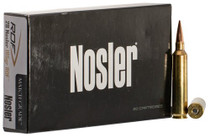 Nosler Match Grade RDF 28 Nosler 185gr, Hollow Point Boat Tail, 20rd/Box