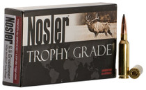 Nosler Trophy 6.5 Creedmoor 142gr, AccuBond, 20rd Box