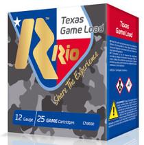 """Rio Top Game 12 Ga, 2.75"""" 1 1/4oz, 6 Shot, 25rd Box"""