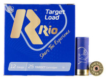 "Rio Top Sporting 12 Ga, 2.75"", 1oz, 7.5,8 Shot, 25rd Box"