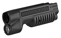 Streamlight TL-Racker for Remington 870 White 850 Lumens CR123A Lithium (2) Battery Black Polymer