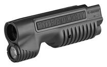 Streamlight TL-Racker for Mossberg 500/590 White 850 Lumens CR123A Lithium (2) Battery Black Polymer