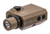 Sightmark LoPro Mini Laser/Light Combo Green Laser Picatinny/Weaver Flat Dark Earth
