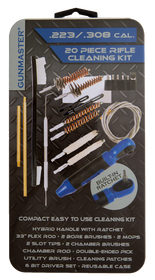 DAC Gun Master 5.56/223 Rem Cleaning Kit 15 Piece