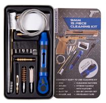 DAC Gun Master 9mm Cleaning Kit 15 Piece