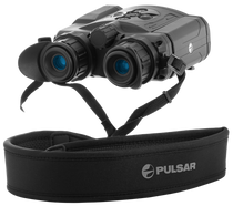 Pulsar Accolade LRF XP50 Thermal Binocular 2.5-20x 12.4 degrees x 21.8 degrees FOV