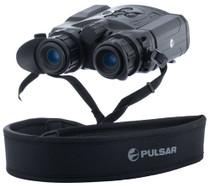 Pulsar Accolade LRF XQ38 Thermal Binocular 3.1-12.4x 9.8 degrees-17.2 degrees FOV