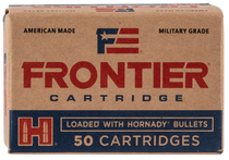 Frontier Lake City 223 Rem, 55gr, Full Metal Jacket, 50rd Box