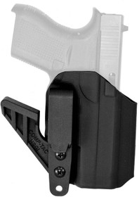 Comptac eV2 IWB Glock 19/23/31, RH, Black