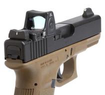XS DXW Standard Dot - Glock Suppressor Height 20,21,29,30,30S,37,41