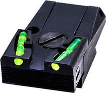 Hiviz Rear Sight Ruger Mk 1,2,3, IV, 22/45, RGB