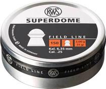 Umarex RWS Superdome Field Line 25 Pellet