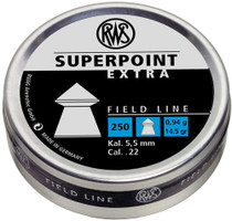 Umarex RWS Superpoint Extra Field Line 22 Pellet