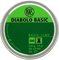Umarex RWS Diabolo Basic Line 177 Pellet 300 Count