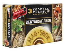 "Federal Mag-Shok Heavyweight Turkey 12 Ga, 2.75"", 1300 FPS, 1.25oz, 7 Shot, 5rd/Box"
