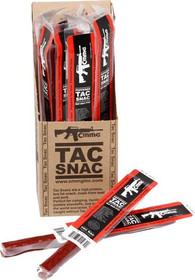 CMMG Tac Snack, Peppered, 12-Pack