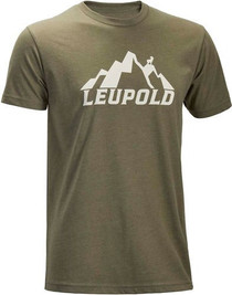 Leupold Mt. Leupold T-Shirt Lt. Olive 2XL