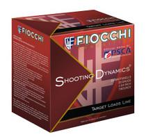 "Fiocchi Target 12 Ga, 2.75"", 7/8 oz, 9 Shot, 25rd Box"