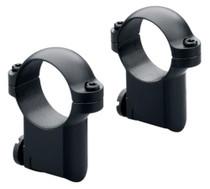 Leupold Ruger Ring Set 30mm Dia High Black Matte