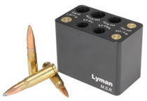 Lyman MSR Ammo Checker Block