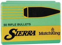 "Sierra Reloading Bullets Match Reloading Bullets .308 Diameter 240gr, Hollow Point Boattail Requires At Least 1x9"" Twist Barrel, 500/Box"