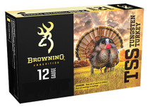 "Browning Ammo TSS Tungsten Turkey 12 Ga, 3"", 1 3/4oz, 7-9 Shot, 5rd Box"