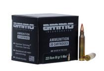 Ammo Inc Jesse James  223 Remington 60gr, V-Max, 20rd/Box
