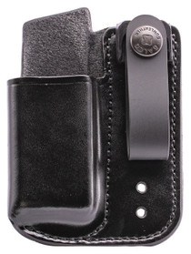 Galco Inside Waistband Single S&W M&P Shield 45 ACP, Black
