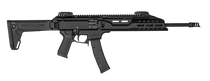 "CZ, Scorpion Carbine 9mm, 16"" Barrel, Black, Magpul Stock Grip and Flip Up Sights, 35rd"